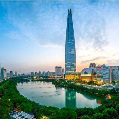 ทัวร์เกาหลี กรุงโซล LOTTE TOWER