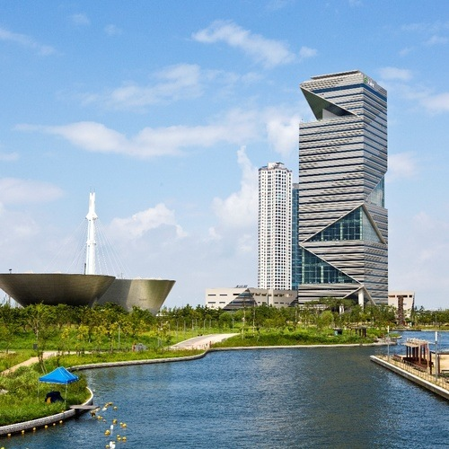 ทัวร์เกาหลี กรุงโซล G-Tower เมืองซองโด