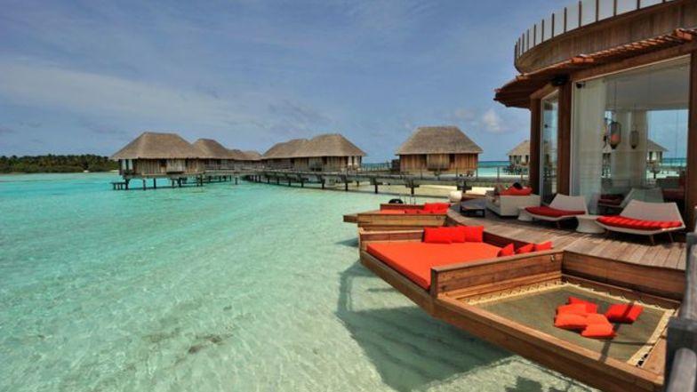 club med  Kanni maldives