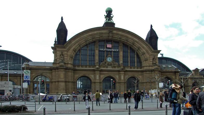 สถานีรถไฟนครแฟรงก์เฟิร์ต