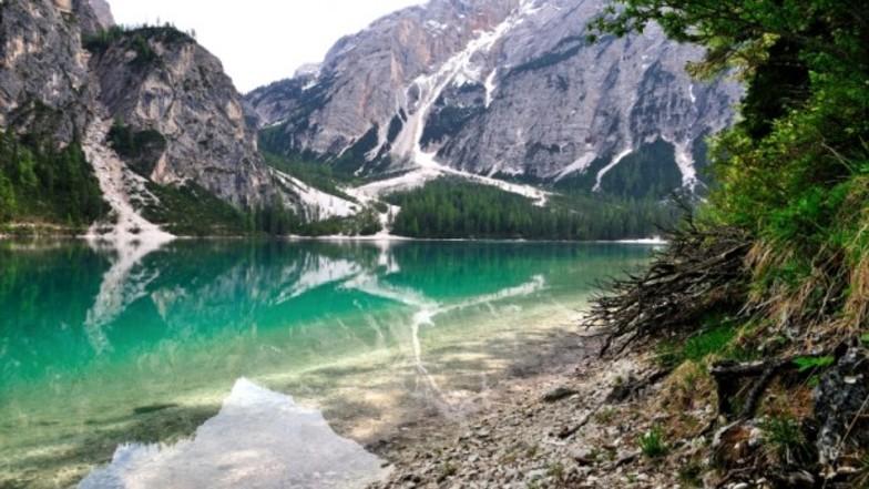 ทะเลสาบเบรียส