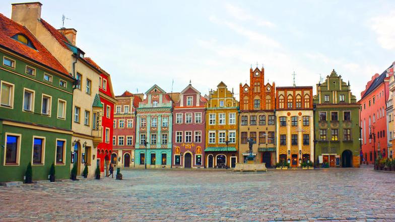 เมืองพอซนัน Poznan