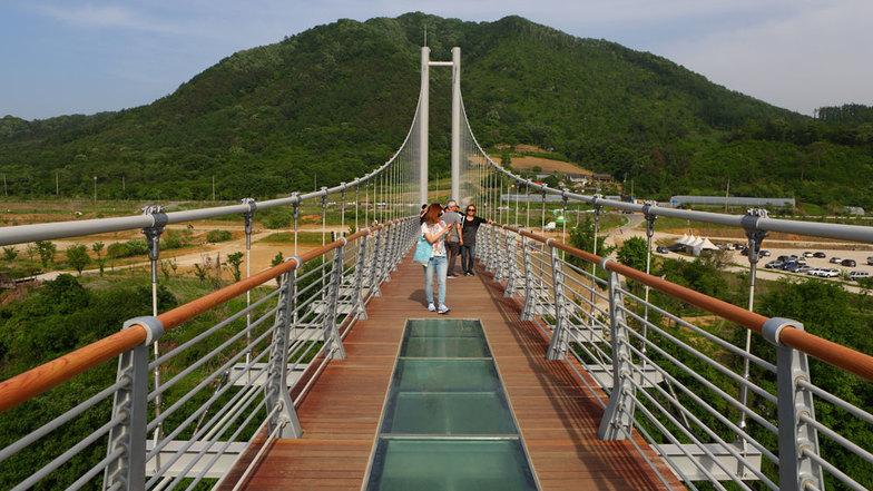 POCHEON HANTANG SKY BRIDGE
