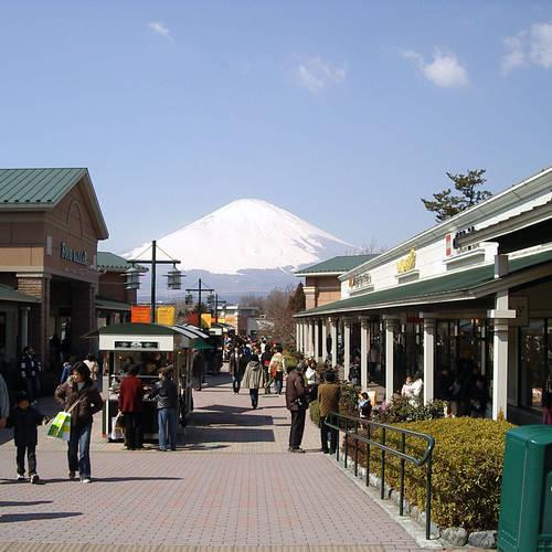 โกเท็มบะพรีเมี่ยมเอ้าท์เล็ต ทัวร์ญี่ปุ่น