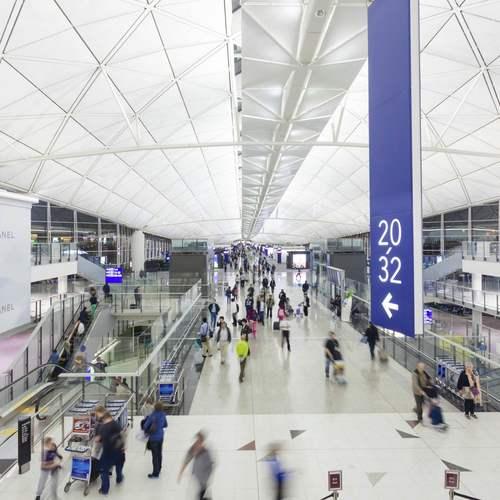 ทัวร์ฮ่องกง ฮ่องกง สนามบินฮ่องกง Chek Lap Kok