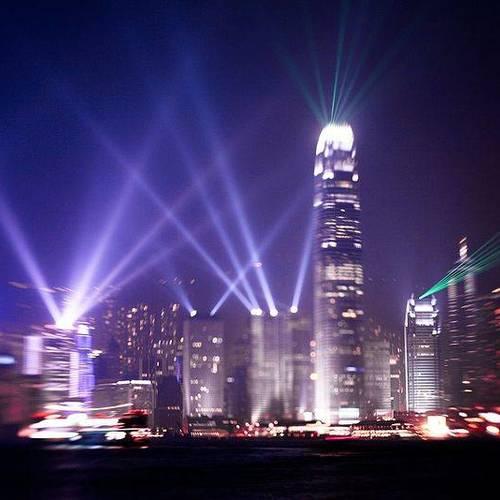 A SYMPHONY OF LIGHTS ทัวร์ฮ่องกง