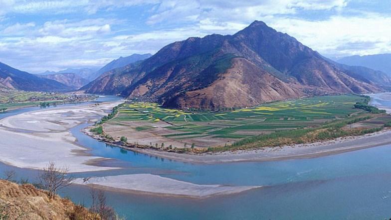 โค้งแรกของแม่น้ำแยงซี