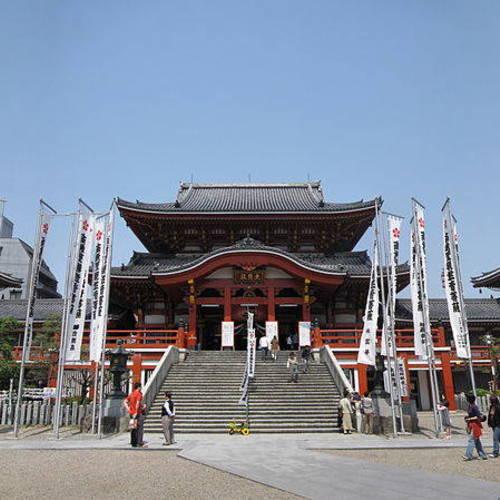 ทัวร์ญี่ปุ่น โอซาก้า นาโกย่า ศาลเจ้าโอสึคันนง / วัดเจ้าแม่กวนอิมโอสึ