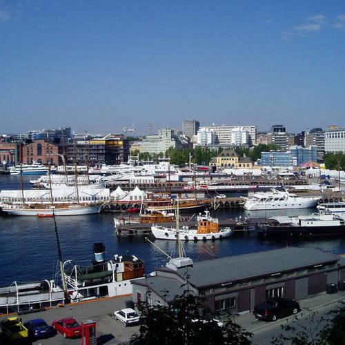 ทัวร์ยุโรป เดนมาร์ก นอร์เวย์ สวีเดน ฟินแลนด์ กรุงออสโล