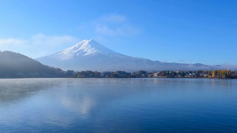 ทะเลสาบคาวาคุจิโกะ