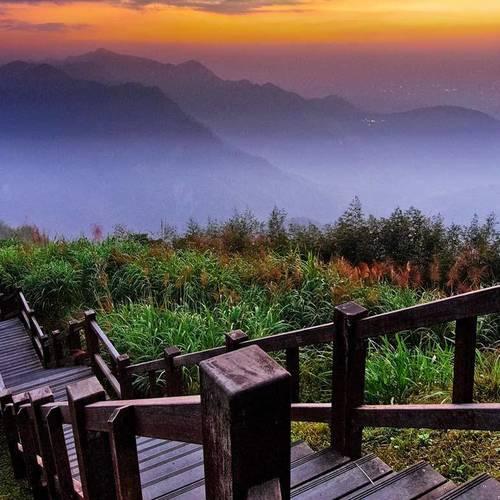 ทัวร์ไต้หวัน ไต้หวันอุทยาน อุทยานแห่งชาติอาลีซัน