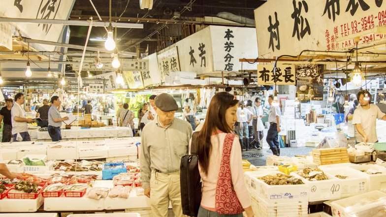 ตลาดสึคิจิ