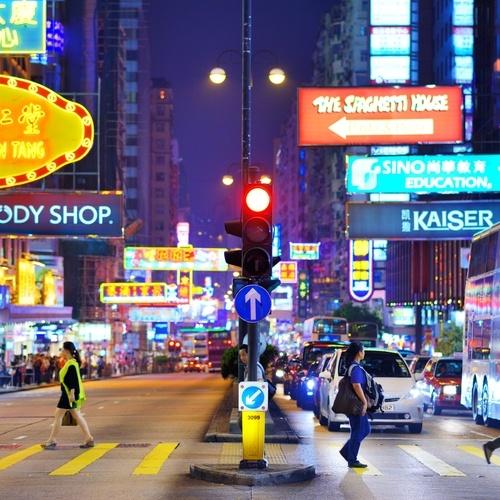 ย่านถนนนาธาน ทัวร์ฮ่องกง
