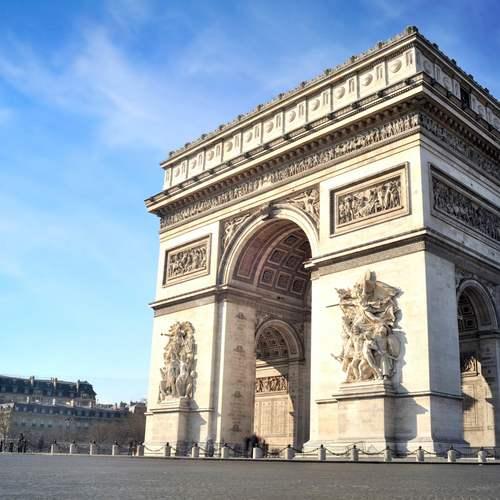 ประตูชัยนโปเลียน ทัวร์ฝรั่งเศส