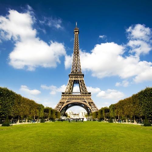 หอไอเฟล ทัวร์ฝรั่งเศส