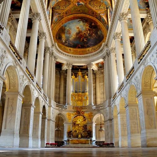 พระราชวังแวร์ซายส์ ทัวร์ฝรั่งเศส