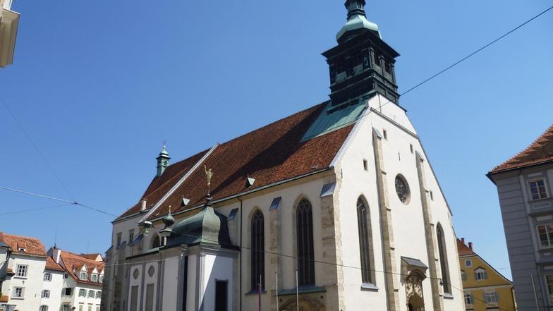 โบสถ์ประจำเมือง Graz