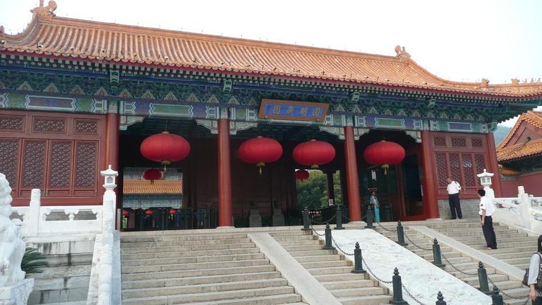 สวนหยวนหมิงหยวน จูไห่
