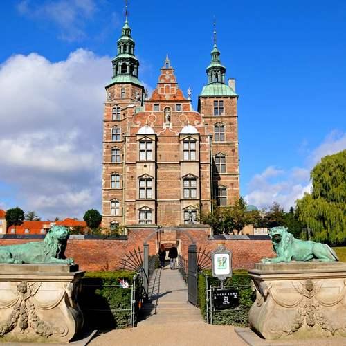 ทัวร์ยุโรป เดนมาร์ก นอร์เวย์ สวีเดน ฟินแลนด์ ปราสาทโรเซนบอร์ก