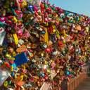 ทัวร์เกาหลี กรุงโซล การคล้องกุญแจคู่รัก