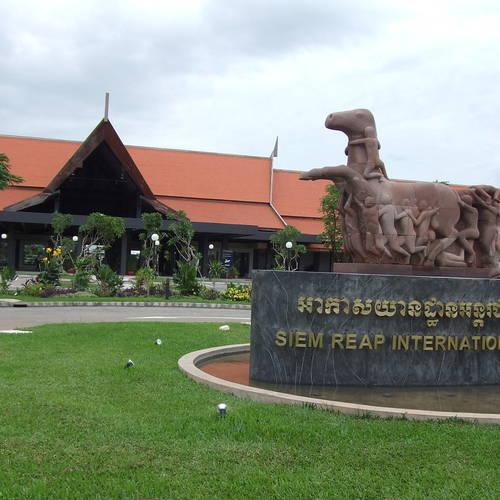 ทัวร์กัมพูชา นครวัด นครธม สนามบินเสียมเรียบ