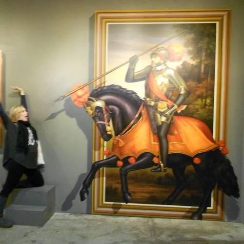 พิพิธภัณฑ์สามมิติ ทัวร์เกาหลี