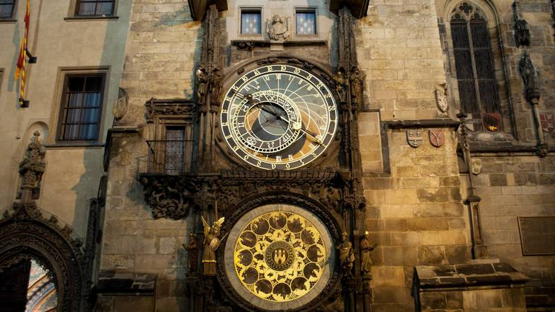 หอนาฬิกาขนาดใหญ่ เชค