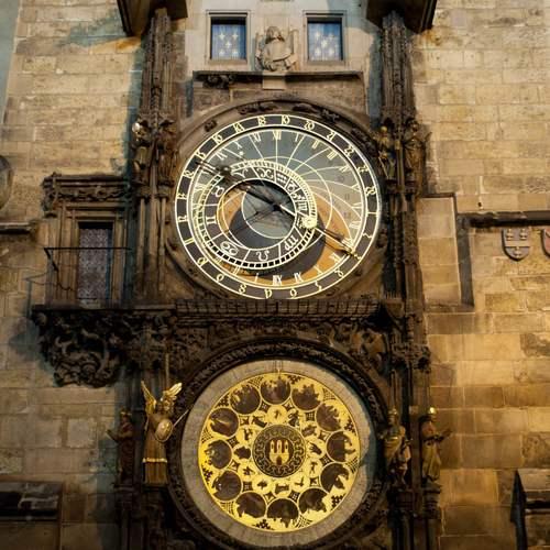 หอนาฬิกาขนาดใหญ่ ทัวร์เช็กเกีย