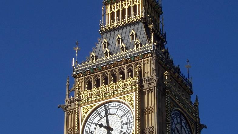 หอนาฬิกาบิ๊กเบ็น