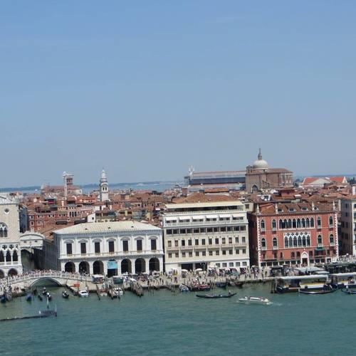 ทัวร์อิตาลี อิตาลี ท่าเรือตรอนเซโต้