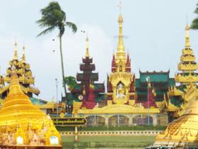 ทัวร์พม่า ย่างกุ้ง หงสา 3 วัน 2 คืน นมัสการ 3 ใน 5 สิ่งศักดิ์สิทธิ์ของพม่า  บิน FD ย่างกุ้ง หงสา  ทัวร์ต้อนรับวันปีใหม่ ทัวร์ต้อนรับปิดเทอม