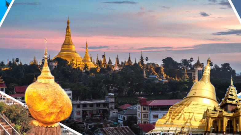 ทัวร์พม่า ย่างกุ้ง หงสา 3 วัน 2 คืน นมัสการ 3 ใน 5 สิ่งศักดิ์สิทธิ์ของพม่า บิน นกแอร์