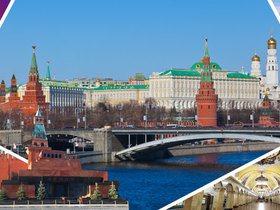 ทัวร์รัสเซีย มอสโคว์ ซากอร์ส 6 วัน 3 คืน พระราชวังเครมลิน จัตุรัสแดง  บิน SQ รัสเซีย  Top seller