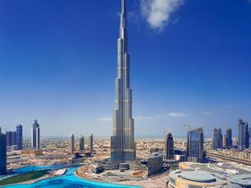 ทัวร์ ดูไบ อาบูดาบี  5 วัน 3 คืน ขึ้นชมวิวบนตึกสูงระฟ้า  Burj Khalifa บิน EK  ดูไบ ทัวร์ต้อนรับเทศกาลวันพ่อ