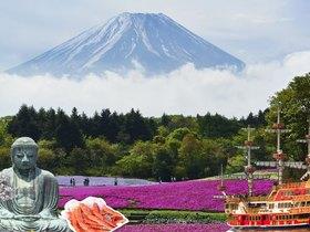 ทัวร์ญี่ปุ่น โตเกียว 5 วัน 3 คืน  ภูเขาไฟฟูจิ ชมซากุระ บิน XJ โตเกียว ทัวร์สงกรานต์ เที่ยวช่วงปิดเทอมฤดูร้อน