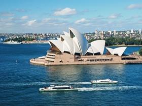 ทัวร์ออสเตรเลีย ซิดนีย์ พอร์ท สตีเฟ่น 6 วัน 4 คืน อุทยานแห่งชาติบลูเมาเท่น ล่องเรืออ่าวซิดนี่ย์ บิน SQ  ออสเตรเลีย แพ็คเกจทัวร์ขายดี เที่ยวช่วงปิดเทอมฤดูร้อน ทัวร์ราคาสุดคุ้ม