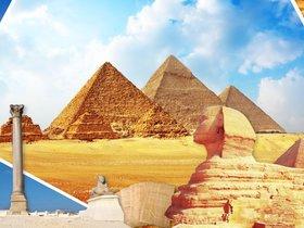 ทัวร์อียิปต์ กรุงไคโร 6 วัน 3 คืน พิพิธภัณฑ์สถานแห่งชาติอียิปต์ ล่องเรือแม่น้ำไนล์ บิน MS อียิปต์ เที่ยววันหยุด ฉัตรมงคล  เที่ยวช่วงปิดเทอมฤดูร้อน ทัวร์ต้อนรับวันปีใหม่ แพ็คเกจเทศกาลตรุษจีน