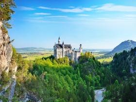 ทัวร์ยุโรป เยอรมัน สวิส ฝรั่งเศส  7 วัน 4 คืน ปราสาทนอยชวานสไตน์ (ไม่รวมค่าเข้า) บิน EK  เยอรมนี สวิส ฝรั่งเศส ทัวร์ยุโรปราคาถูก เที่ยววันหยุด มาฆบูชา