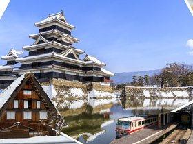 ทัวร์ญี่ปุ่น โอซาก้า ทาคายาม่า 5 วัน 4 คืน เส้นทางสายอัลไพน์ ทาเทยามะ คุโรเบะ กำแพงหิมะ บิน TZ โอซาก้า ทาคายาม่า เที่ยวช่วงปิดเทอมฤดูร้อน ทัวร์ญี่ปุ่น ราคาถูก ทัวร์โอซาก้า / ทัวร์ญี่ปุ่น โตเกียว โอซาก้า ทัวร์ราคาสุดคุ้ม