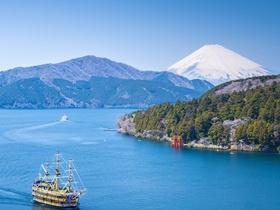 ทัวร์ญี่ปุ่น โตเกียว 4  วัน 3 คืน   ภูเขาไฟฟูจิ ล่องทะเลสาบอาชิ บิน XJ   โตเกียว เที่ยวช่วงปิดเทอมฤดูร้อน ทัวร์ญี่ปุ่น ราคาถูก ทัวร์ราคาสุดคุ้ม