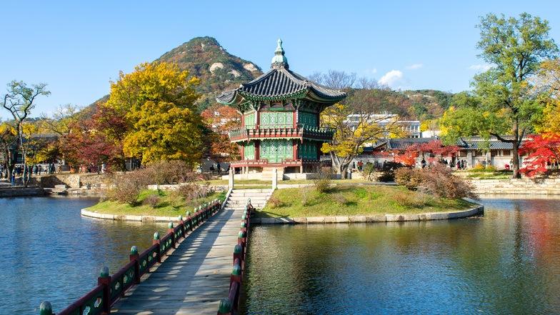 ทัวร์เกาหลี กรุงโซล 5 วัน 3 คืน อุทยานซอรัคซาน  รถไฟสายโรแมนติก บิน Eastar Jet