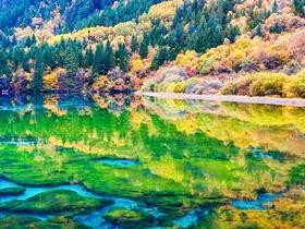 ทัวร์จีน เฉินตู จิ่วจ้ายโกว 6 วัน 5 คืน  อุทยานแห่งชาติหวงหลง เขตอุทยานแห่งชาติจิ่วจ้ายโกว บิน 3U เฉินตู จิ่วจ้ายโกว +หลายเมือง เที่ยววันหยุด วิสาขบูชา