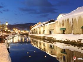 ทัวร์ญี่ปุ่น ฮอกไกโด โซอุนเคียว 6 วัน 4 คืน น้ำตกกิงกะ และ น้ำตกกริวเซ  ไอซ์ พาวิเลียน  บิน TG  ฮอกไกโด เที่ยวช่วงปิดเทอมฤดูร้อน วันจักรี ทัวร์ Premium ทัวร์ฮอกไกโด