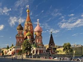 ทัวร์รัสเซีย มอสโคว์ 6 วัน 4 คืน ยอดเขาสแปร์โรว์ฮิล สถานีรถไฟใต้ดินกรุงมอสโคว์ บิน  KC รัสเซีย  ทัวร์วันแรงงาน วันอาสาฬหบูชา / วันเข้าพรรษา