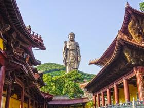ทัวร์จีน เซี่ยงไฮ้  5 วัน 3 คืน  พระใหญ่หลิงซาน บิน (FM / MU)  เซี่ยงไฮ้ วันที่ 13 ตุลาคม เนื่องในวันคล้ายวันสวรรคต พระบาทสมเด็จพระปรมินทรมหาภูมิพลอดุลยเดช วันหยุดเทศกาล เฉลิมพระชนมพรรษารัฐกาลที่ 10 เที่ยววันหยุด ปิยมหาราช ทัวร์ราคาสุดคุ้ม ทัวร์เซี่ยงไฮ้ | ทัวร์จีน เซี่ยงไฮ้