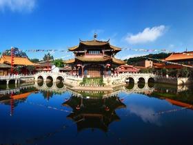 ทัวร์จีน คุนหมิง  4 วัน 3 คืน  เมืองโบราณกวนตู้   อุทยานป่าหิน   บิน FD   คุณหมิง ทัวร์สงกรานต์ เที่ยวช่วงปิดเทอมฤดูร้อน เที่ยววันหยุด มาฆบูชา ทัวร์ราคาสุดคุ้ม