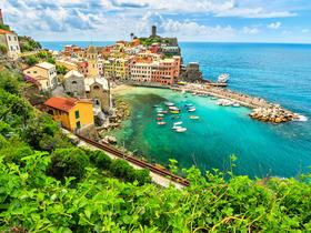 ทัวร์อิตาลี ลิกูเรีย  7 วัน 4 คืน หมู่บ้านชิงเควเตรเร ซานจีมิญญาโน   บิน EK  อิตาลี ทัวร์ยุโรปราคาถูก ทัวร์ Premium ทัวร์ราคาสุดคุ้ม