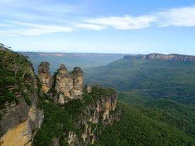 ทัวร์ออสเตรเลีย ซิดนีย์ 5 วัน 3 คืน อุทยานแห่งชาติบลูเม้าท์เท่นส์ สวนสัตว์โคอาล่า ปาร์ค บิน TZ ออสเตรเลีย เที่ยววันหยุด วิสาขบูชา วันอาสาฬหบูชา / วันเข้าพรรษา