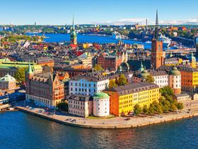 ทัวร์สแกนดิแนเวีย เดนมาร์ก นอร์เวย์ สวีเดน ฟินแลนด์ 13 วัน 10 คืน  ชมพระอาทิตย์เที่ยงคืน บิน TG  เดนมาร์ก นอร์เวย์ สวีเดน ฟินแลนด์ ทัวร์ราคาสุดคุ้ม