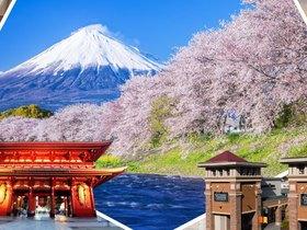 ทัวร์ญี่ปุ่น โตเกียว 5 วัน 3 คืน  ภูเขาไฟฟูจิ  ชมซากุระ (สำหรับกรุ้ปที่เดินทางตั้งแต่วันที่ 21 มี.ค.-13 เม.ย. 60) บิน  XJ  โตเกียว เที่ยววันหยุด ฉัตรมงคล  เที่ยวช่วงปิดเทอมฤดูร้อน ทัวร์วันแรงงาน เที่ยววันหยุด วิสาขบูชา